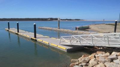 Boat Ramps Lake Tyers Beach